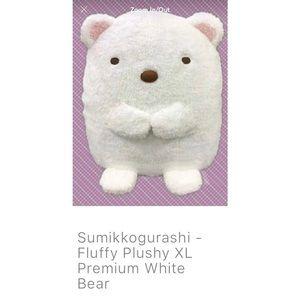 Sumikkogurashi Puffy Plushy XL Premium